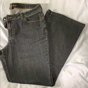 Venezia Dark Wash Jeans Size 16 Tall